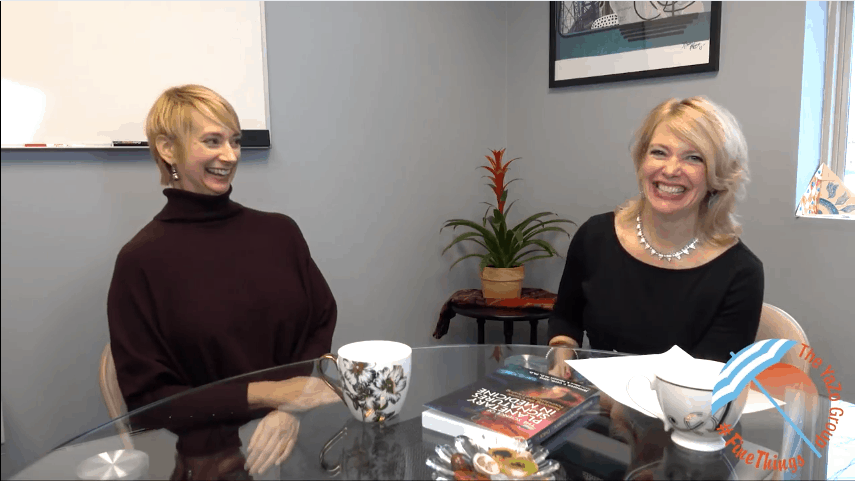 Interview with Angie Yasulitis – FineThings Vlog