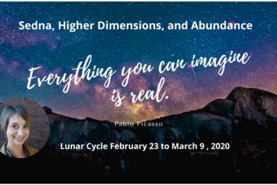 Sedna, Higher Dimensions, and Calling in Abundance