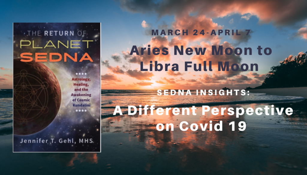 Sedna Insights on Covid-19: The Way Out is Found Within