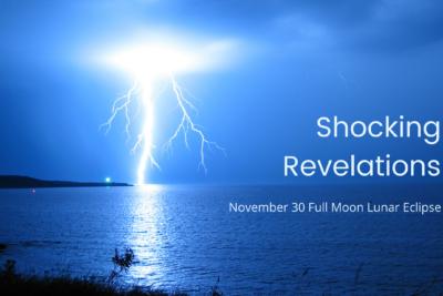 Nov 30 Full Moon Lunar Eclipse: Shocking Revelations
