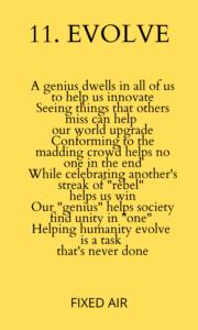 Aquarius Poetry